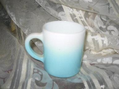Vintage Aqua Coffee Mug
