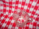 Vintage 3 Spout Glass Measure Cup