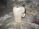 Vintage Elephant Toothbrush Holder