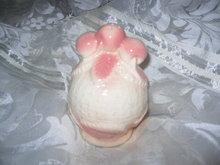 Vintage Cherry Sugar Shaker or Muffineer