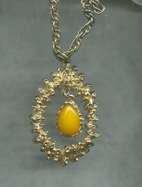 Vintage Sarah Coventry Pendant Necklace