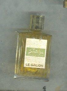 Vintage Sortilege Le Galion Parfum