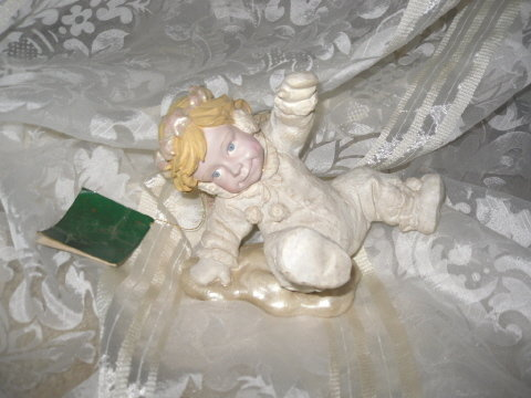 Snow Angel Figurine