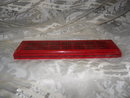Vintage Cherry Red Bakelite Cribbage Board
