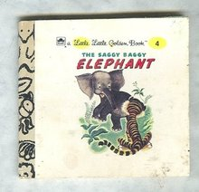 Vintage Little Little Golden Book