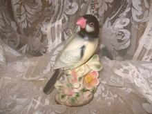 Vintage Porcelain Bird Figurine