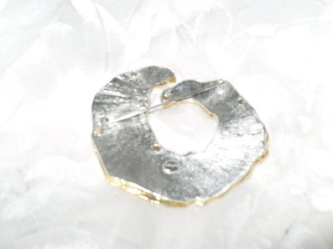 Park Lane Modern Design Brooch or Pin