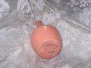 Vintage Haeger Peach Pottery Vase