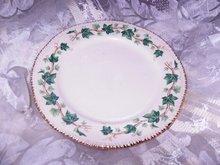 Vintage Homer Laughlin Ivy Dessert Plate