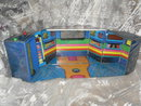 Vintage 1975 U.S.S Enterprise Star Trek Play Set