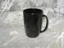 Black Clay Cherokee Pottery Mug