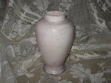 Vintage Pink Porcelain Vase