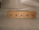 Vintage Wood Coat &/or Hat Rack