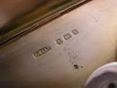 Card Case Edwardian English Sterling 1910 Envelope Style