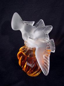 Lalique Large Perfume Bottle