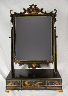 Chinoiserie Vanity Mirror