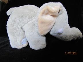 Ganz Velvety Elephant