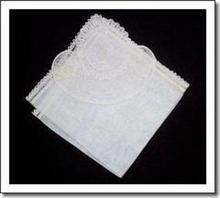 Bruxelles (Brussels) Linen Souvenir Handkerchief