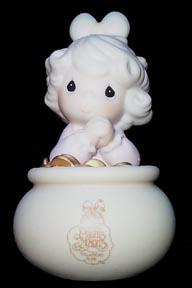 Precious Moments Members Only Figurine -