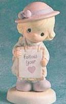 Precious Moments Event Figurine - Follow Your Heart