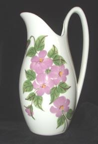 Cash Family Clinchfield Artware Pottery Pitcher