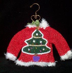 Christmas Ornament  Hallmark Lighted - Merry Glitzmas! 2003