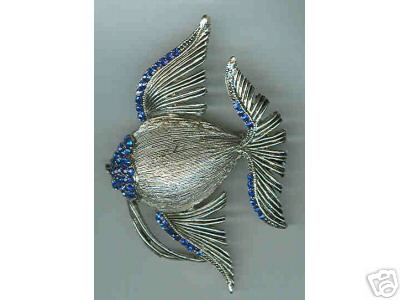 Weiss Pin Angel Fish