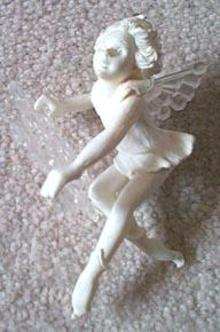 Hallmark  Ice Fairy Ornament 1981