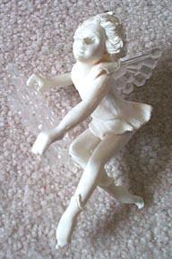 Hallmark  Ice Fairy Ornament 1981
