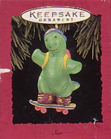 Hallmark Christmas  Ornament - Son 1994