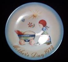 Mother's Day Plate Schmid/Hummel 1979