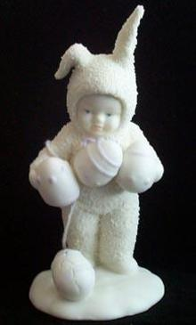 Department 56 Snowbunny  -