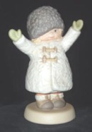 Mabel Lucie Attwell Memories of Yesterday Figurine - Friendship Has No Boundaries