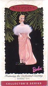 Hallmark Keepsake Ornament - Enchanted Evening Barbie