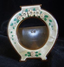 Watch Holder Lady's Celluloid