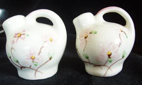 Ball Jug Salt and Pepper Shakers