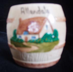 Manorware Souvenir of Allendale
