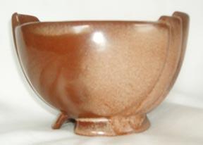 Frankoma Mint Bowl