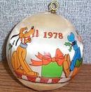 Disney Christmas Express Ornament