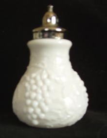 Imperial Glass Grape Salt Shaker