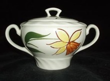 Blue Ridge Daffodil Sugar Bowl