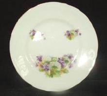 Bavarian Children's Dishes Violets
