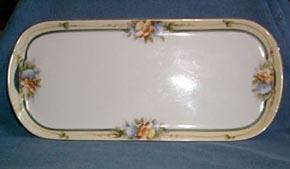 Noritake Porcelain Tray