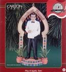 Carlton Humphrey Bogart Christmas Ornament