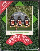 Hallmark Christmas Ornament - Jolly Follies