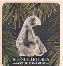 Hallmark Christmas Ornament - Snowy Seal 1982