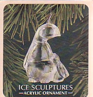 Hallmark Christmas Ornament - Snowy Seal 1982
