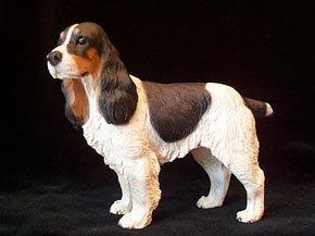English Spaniel Figure