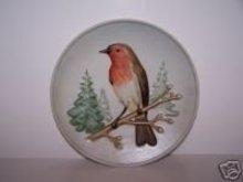 Bird Plate - Goebel Wildlife Series 1973