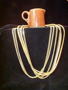 Necklace Lisner Gold Chain
